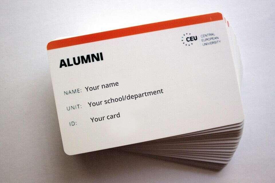 Central European University Alumni   Academic Counseling