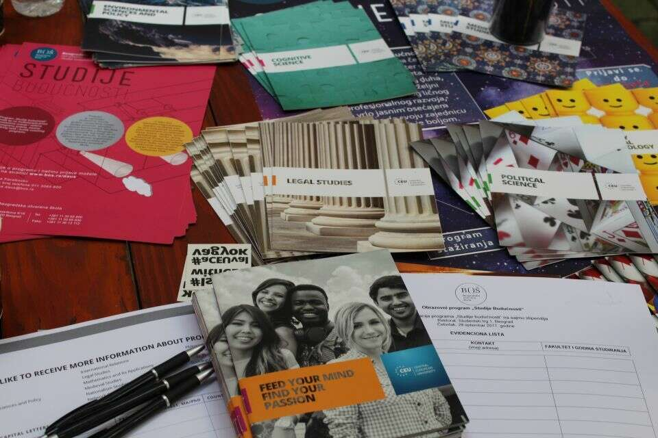 Sajam američkih koledža – College Day
