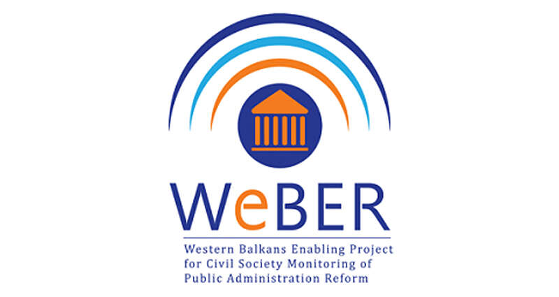 A regional civil society network for monitoring public administration reform (WeBER)