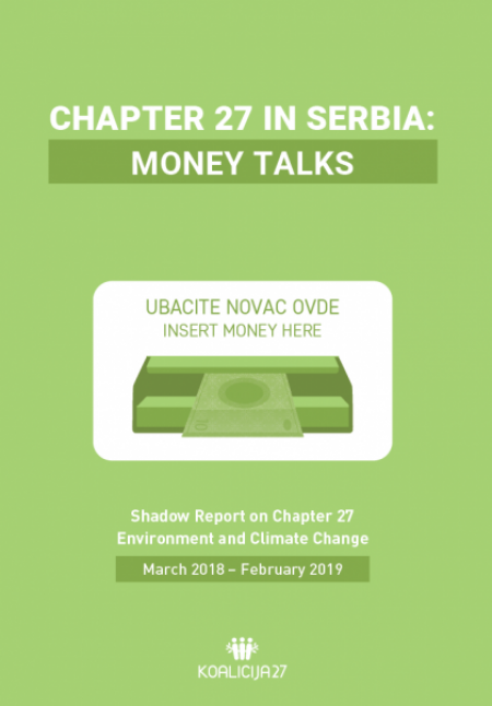 Chapter 27 in Serbia: Money talks