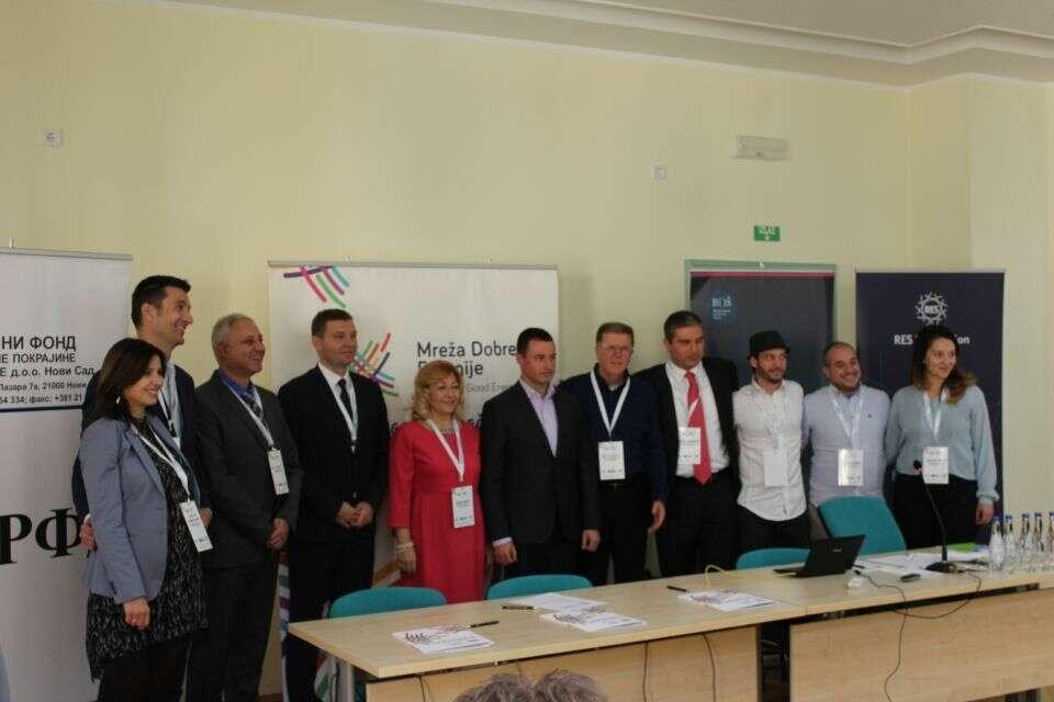 Mreža dobre energije_Osnivačka konferencija