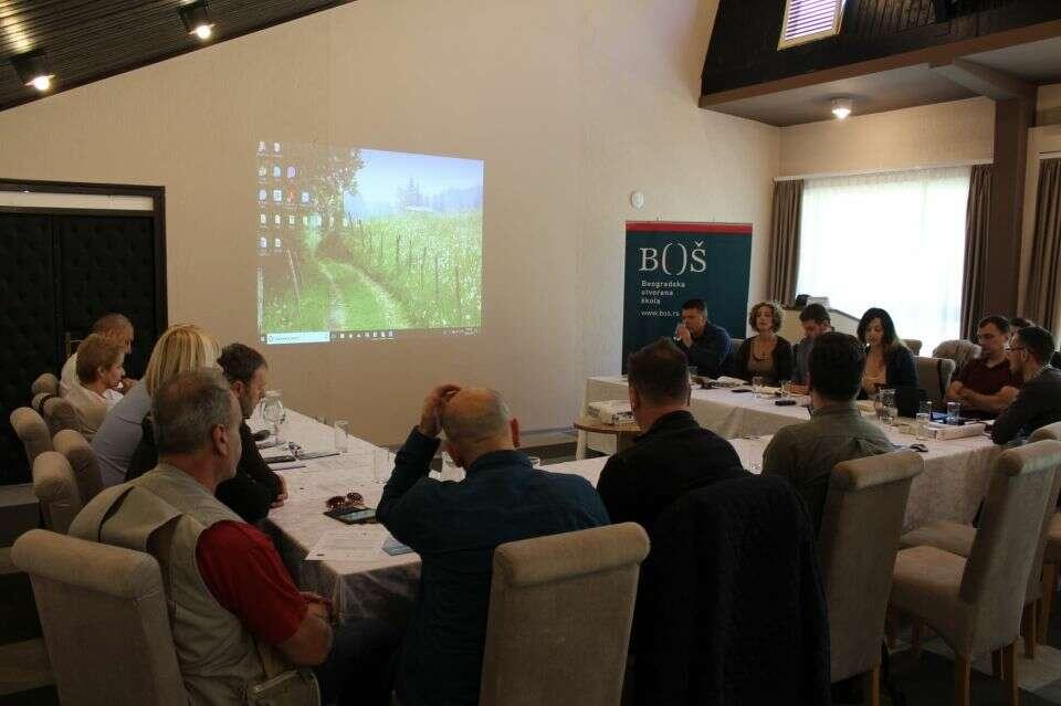 Konsultativni sastanak_OIE i zaštita prirodnih resursa