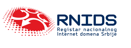 RNIDS - Register of National Internet Domain Names Serbia
