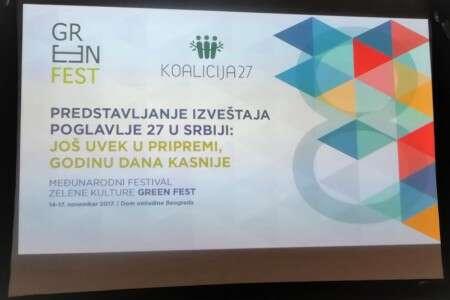 Koalicija 27_Predstavljanje izveštaja 2017_8.Green Fest