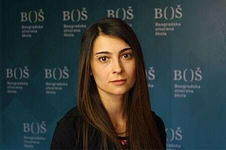 Tamara Stanojević - BOŠ
