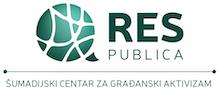 """Udruženje građana Šumadijski centar za građanski aktivizam """"Res publika"""""""