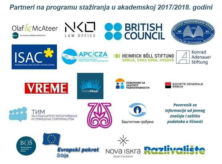 Partneri 2017/2018